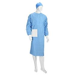 Do SMMS vestido cirúrgico