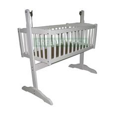 Berceaux pour bébés en bois massif (GF-COO7)