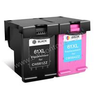 Cartucho de tinta 61XL compatível com venda direta da fábrica para HP CH563wn