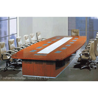 Modern Large Office Design Conference Boardroom Table (HF-MH7028)