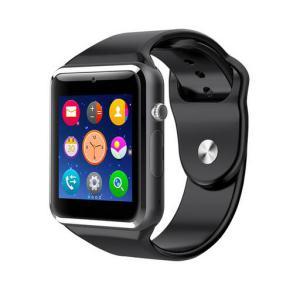 Relógio de pulso de vigilância inteligente Bluetooth homens Relógio esportivo