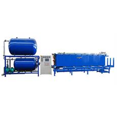 EPS bloc automatique avec la machine de moulage de dépression (EPS) de la machine