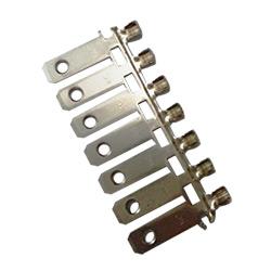 UL enchufar el cable de las hojas terminales con Niquelados (HS-DZ-0008)