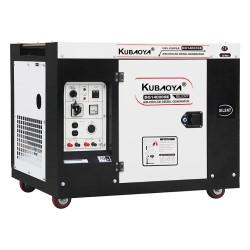 9kVA / 7kw 20kVA / 16kw com gerador silencioso elétrico diesel Perkins Engine Diesel