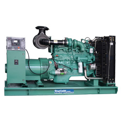 groupe électrogène silencieux électrique diesel de l'engine de 20kVA/16kw Perkins (10kVA-2500kVA)
