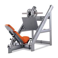 Pilha de peso do equipamento de musculação / Leg Press (SL17)