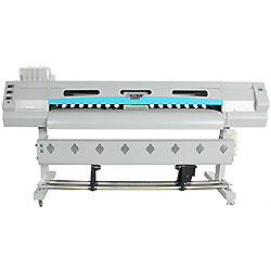 Barato preço Modelo Popular 1,8m vinil máquina de impressão digital