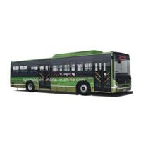 Omnibus eléctrico de la ciudad de la nueva energía del omnibus de la potencia de batería de litio