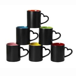 Promoção Nova xícara de chá bone china 12oz com logotipo de marca