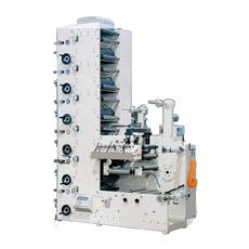 Máquina de impressão flexográfica automática de etiquetas Flexo (Máquina de impressão)