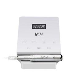 Máquina de Digitaces permanente del maquillaje del tatuaje profesional del panel del control numérico (ZX1352)