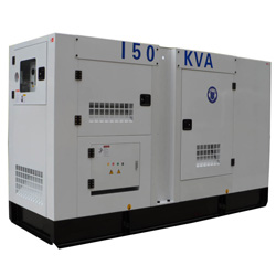 Двигатель Cummins Super Silent дизельного генератора (CDC150Ква)