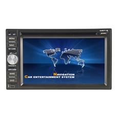 Lecteur DVD de voiture WITSON avec GPS pour écran numérique Double DVD Din Car