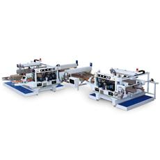 Ligne de production en verre à ligne à double ligne (FSM0825BL + FPT2516 + FSM0816BL)