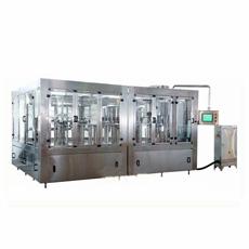 Machine de remplissage de l'eau usine d'eau de printemps