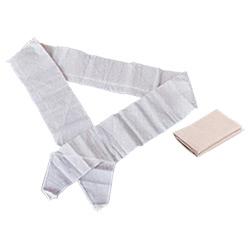 Bandagem triangular médica aprovada pela Ce / ISO (MT59101001)