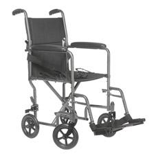 Chaise de transport en transit, acier, fauteuil roulant, (YJ-BL03)