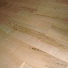 A tecnologia alemã estoque mais barato Maple Engineered Flooring