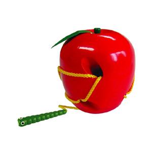 Apple de atadura de madera (80158)