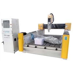 CNC da elevada precisão que cinzela a máquina para a pedra