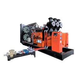 60Hz 200kw Générateur de gaz naturel avec type silencieux