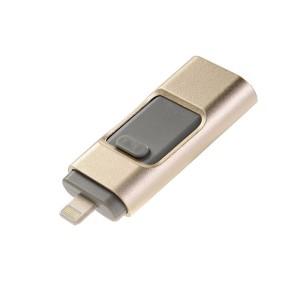 8/16/32/64/128GB Unidad flash USB OTG para el iPhone