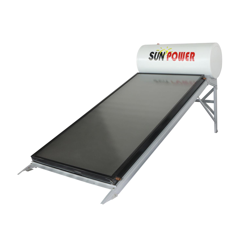 Super collecteur de conduit de chaleur solaire thermique