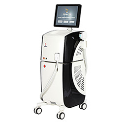 Un retiro más rápido y sensación del pelo del laser del diodo de Hf-D02 810nm más cómodos