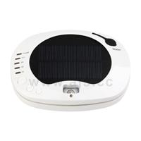 Humectador portable accionado solar del coche del difusor eléctrico