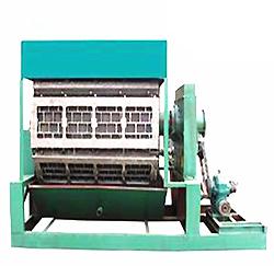 Galas formando termal paquete de pasta de papel cartón de huevos que hace la máquina la máquina