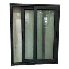 Vidro corrediço de alumínio de qualidade Wanjia (001)