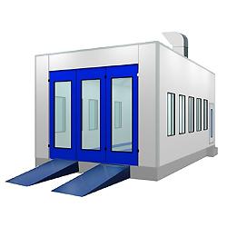 Spray de Barramento Econômica/cabine de Pintura de Alta Qualidade (Modelo: JZJ-FB-20)