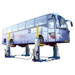 Maxima Heavy Duty Column Lift Ml4030 Ce Elevador de Elevador / Elevador de Caminhão Certificado