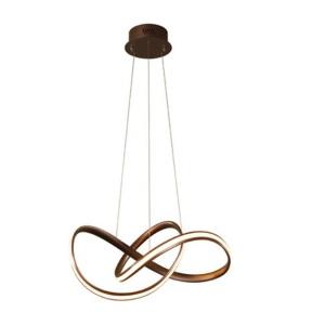 Nordic Colgada/Drop LED Lámpara de Suspensión/hierro Loft Colgante de LED de Luz