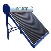 Tubo de vacío Unpressurized integrada calentador de agua solar termoeléctrica