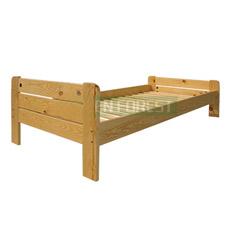 Un seul lit en bois de chêne (GF-F121)