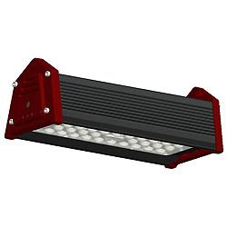 Luz Linear Óptica de la Lente LED, Luz Linear de la Suspensión LED del 1.2m
