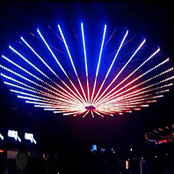 Fase de LED de Iluminação LED DMX Luz Faixa de Luz de Pixel Por Pixel