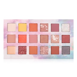 Amostra grátis Exquisited à prova de Nu 12 cores Makeup Eye Shadow