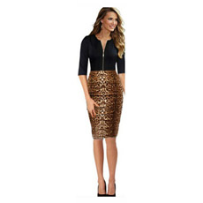 Christmas Party Formal Evening Dress Short (W2130058)