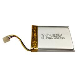 603040 3.7V 750mAh Lipo Batería Batería del Teléfono Móvil