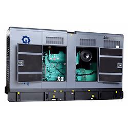 200kVA 250kVA 300 kVA 400kVA 500kVA diesel Cummins générateur électrique de puissance en mode silencieux