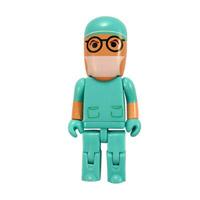 Cartoon Doctor Toy unidad Flash USB Flash Disk