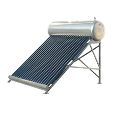 calentador de agua solar Non-Pressure (SS)