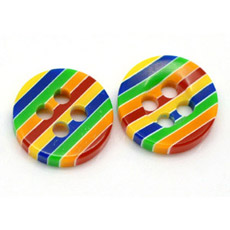 Poly Shirt Buttons
