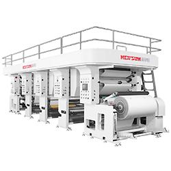 Linha Flexographic impressora do pacote de alta velocidade do alimento Xyra-850