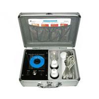 Boxy Design Analizador portátil de pelo y piel