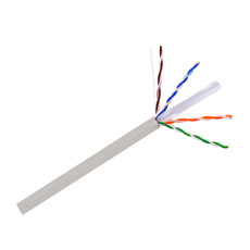 Сетевой кабель UTP кабеля Cat5e для установки вне помещений