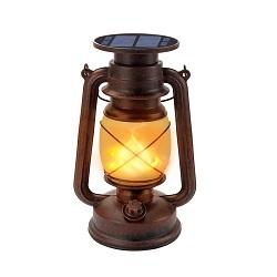 Lanterne Sonore de Lampe du Haut-parleur DEL de Bille de Jardin de Sculpture Découpée par Grès