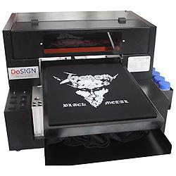A2, tamanho A3 Impresora Textil DTG directamente a veste Digital máquina de impressão